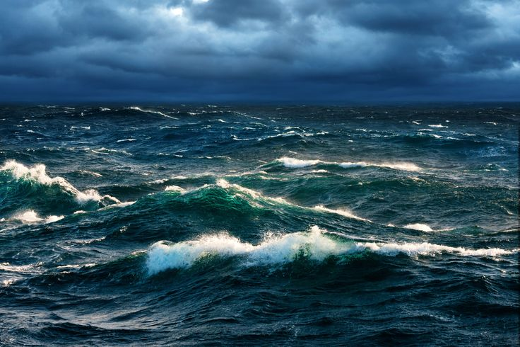 Orkan Tor szaleje w Norwegii - Norwegia