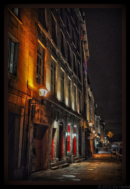 Montreal Old Port at Christmas