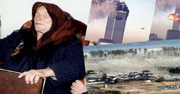 Speaking of /11, the 2004 Boxing Day tsunami, the Fukushima nuclear spill and the birth of ISIS all of these were predicted from a blind woman from the Balkans. She also foretold something for 2016…