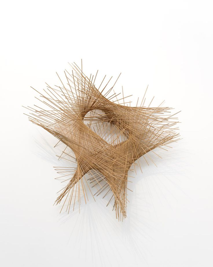 Floral Sculptures - Tracey Deep - Natural Materials into delicate forms
