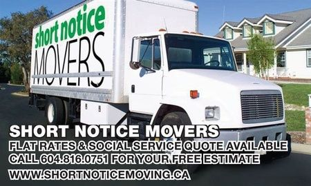 Best movers in Vancouver, Burnaby, Surrey, Richmond, BC Moving Company