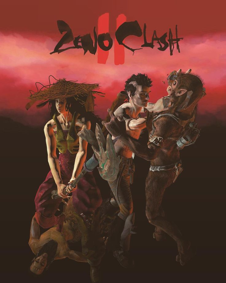Zeno Clash II cover, #ZenoClash2 is a #PC, #PS3 and #Xbox360 first-person fighting video game with a deep storyline set in a punk fantasy world.  Get it on  Steam http://store.steampowered.com/app/215690/  Xbox Live http://marketplace.xbox.com/Product/Zeno-Clash-2/66acd000-77fe-1000-9115-d80258411277 PS3 https://www.playstation.com/en-us/games/zeno-clash-2-ps3 #VideoGames #Gaming #ACETeam #AtlusUSA #IndieDev #IndieGame #PCGame #PlayStation3 #GamesArt #BeatEmUp #Fighting #FirstPersonBrawler