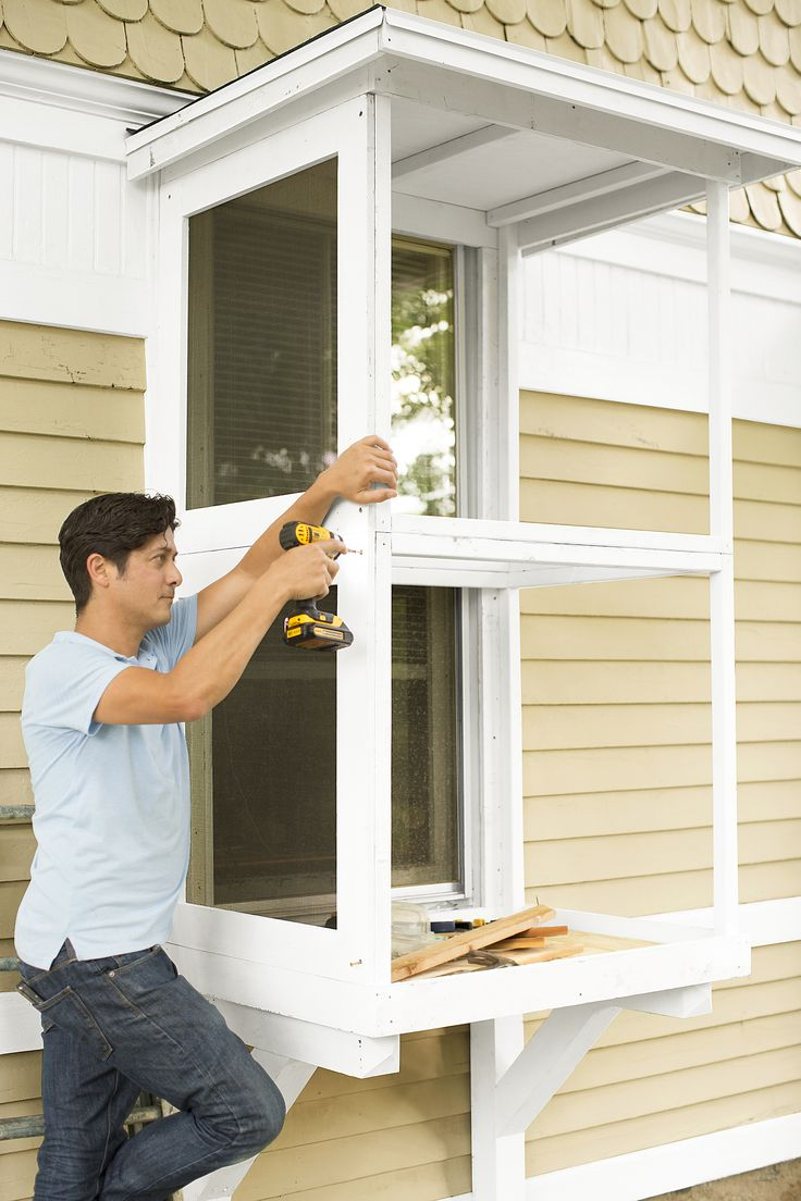 How to Build a Catio in 2020 Screened in patio, Patio