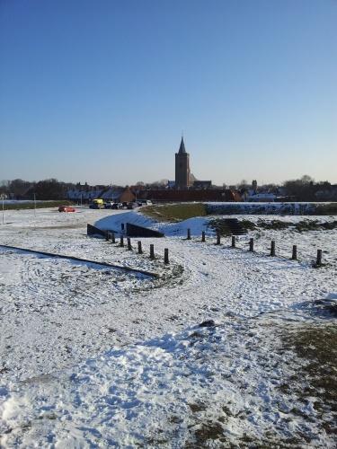 Winter, Naarden.