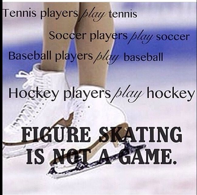 Funny figure ice skating meme