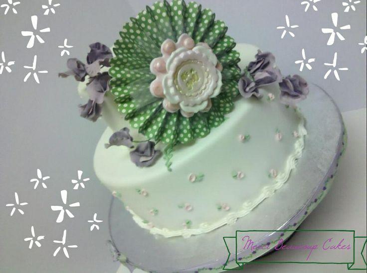 Cake Artist Reva : 17 Best images about Merci Beaucoup Cakes on Pinterest ...