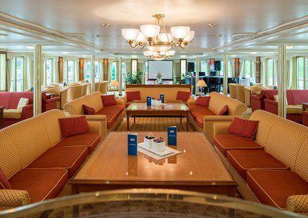 MS HEIDELBERG - Flusskreuzfahrtschiff Donau & Rhein nicko cruises