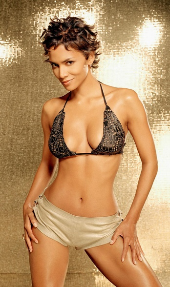 Halle Berry Workout Routine And Diet Plan: 136 Best Halle Berry Images On Pinterest