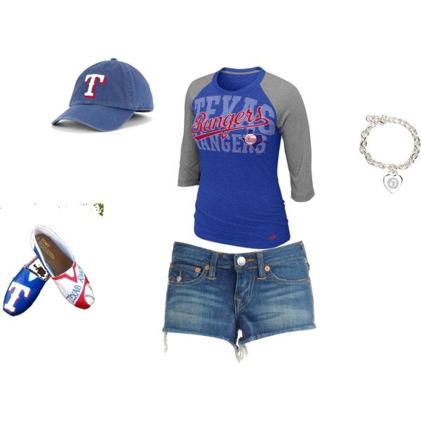 Outfit -- Texas Rangers