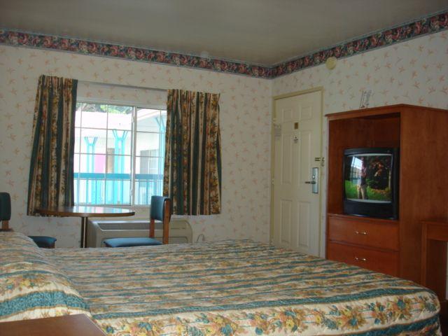 Hollywood Boulevard Hotels Boulevard Hotel Hollywood Hotel Motel Room