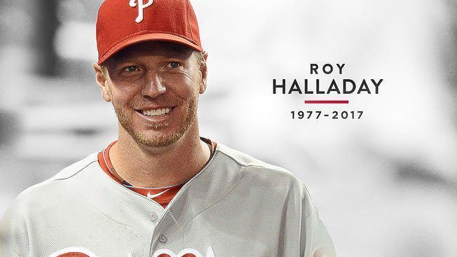 Still numb. Still doesn't feel real. Always felt terrible that we didn't grab a World Series with Doc. No one deserved one more. #rip  #phillies #dochalladay  #doc #mlb #phillies #baseball #royhalladay #greatest
