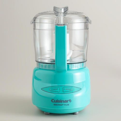 One of my favorite discoveries at WorldMarket.com: Cuisinart Mini-Prep Plus Food Processor