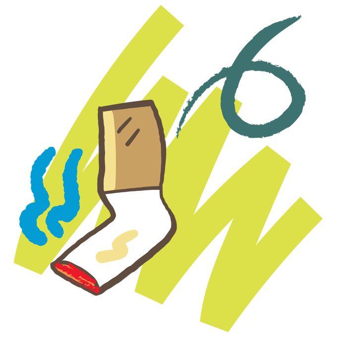 ゴミのポイ捨て タバコの吸い殻のポイ捨て