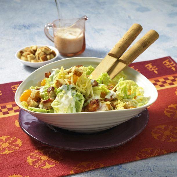 Unser beliebtes Rezept für Chinakohl-Salat mit Putenstreifen und mehr als 55.000 weitere kostenlose Rezepte auf LECKER.de.