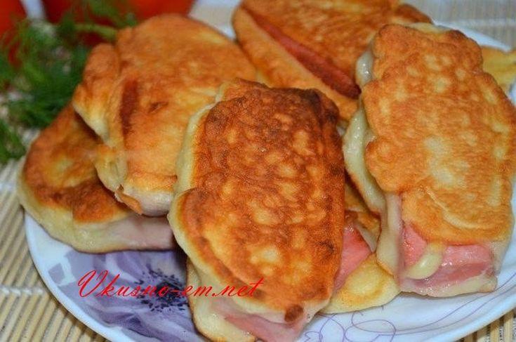 Рецепт быстрого завтрака - Колбаса в кляре на завтрак. Вкусно, быстро и легко. Вот рецепт : http://vkusno-em.net/kolbasa-v-klyare-na-zavtrak/ - Рузана Гречаная - Google+