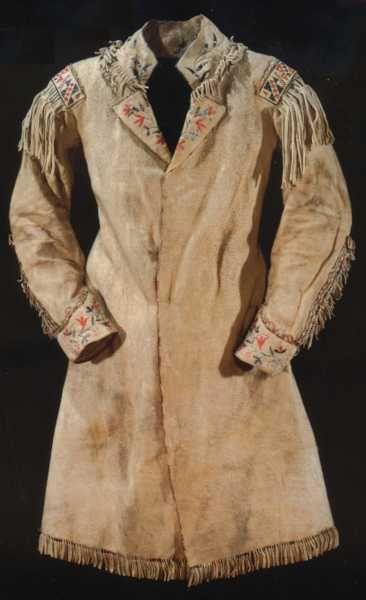 Red River Metis skin coat n.d.