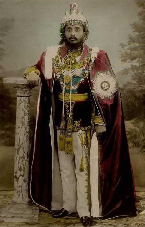 Maharaja Chandra Shumsher Rana (1901-1929)