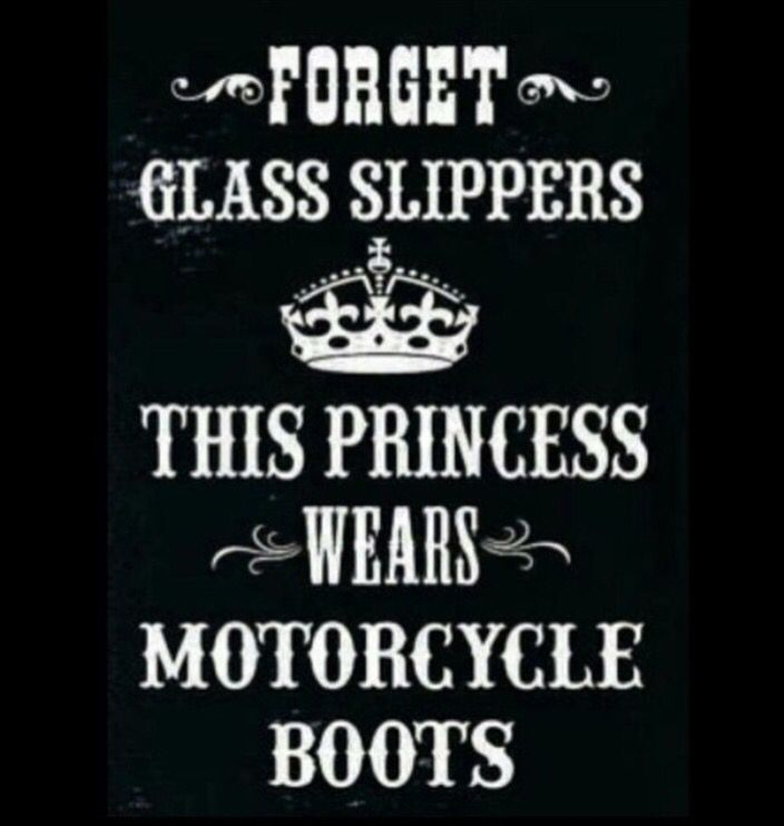 That's right! #BikerChick