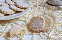 Biscotti con cottura veloce - pronti in pochi minuti