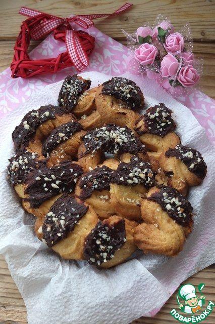 """Печенье """"Крумири"""" - кулинарный рецепт"""