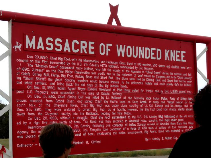 Massacre wounded knee essays