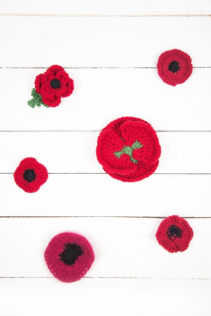 50 best knitted knick knacks images on pinterest stricken big poppy patterns for remembrance sunday crochet poppy patternflower ideasfree bankloansurffo Image collections
