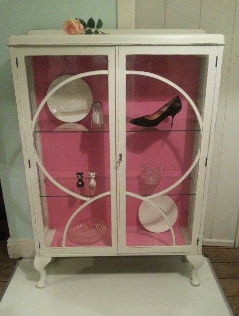 1000 Images About Upcycled Display Cabinets On Pinterest