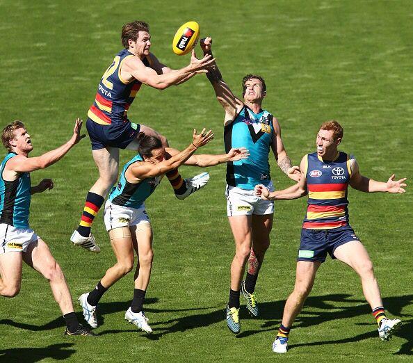 Rnd 16. Crows take the showdown
