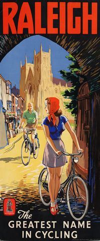 raleigh bicycle advertising - Google Search