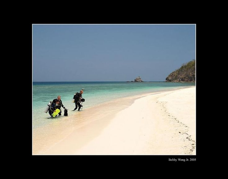Dimakya Island, Coron