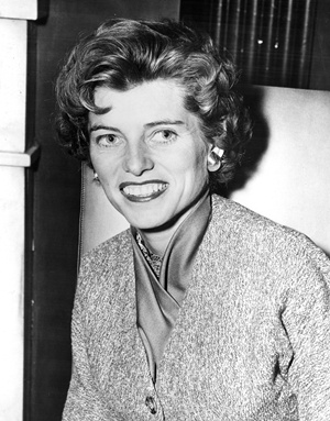 Eunice Kennedy was born in Brookline, Massachusetts, on July 10, 1921, the fifth of Rose and Joseph Kennedy's nine children and their third daughter.