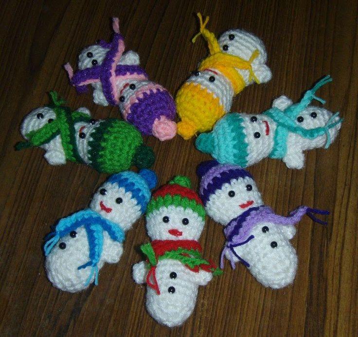 Amigurumi Ideas : 59 best images about Free crochet amigurumi patterns on ...