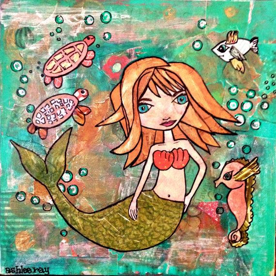 How Would Mermaids Go To The Bathroom Home Design