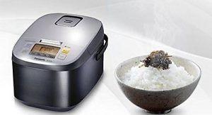 Panasonic SR-ZX185 Microcomputer Rice Cooker $149.95!