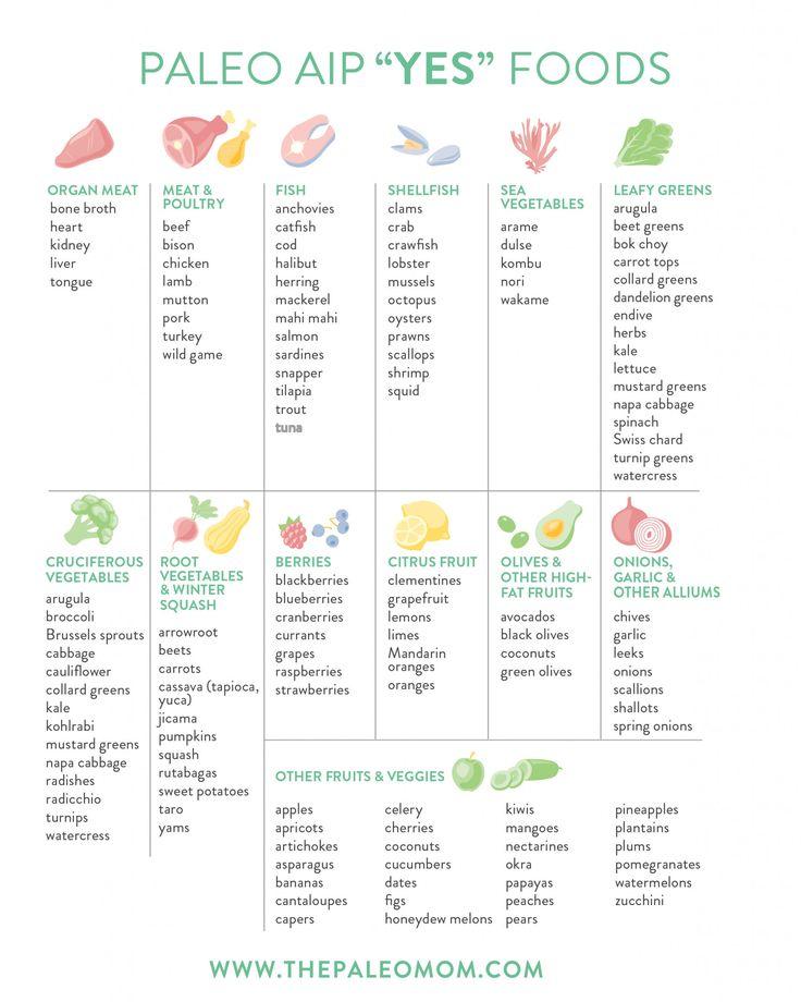 25+ best ideas about Autoimmune paleo on Pinterest | Paleo ...