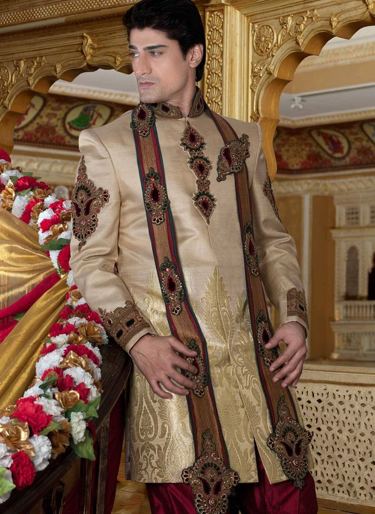Latest Pakistani Walima Dresses 201 5-2016 for Boys | The ...