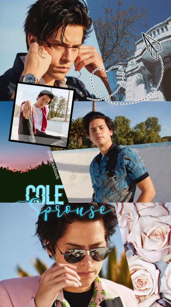 Aesthetic Wallpaper Cole Sprouse