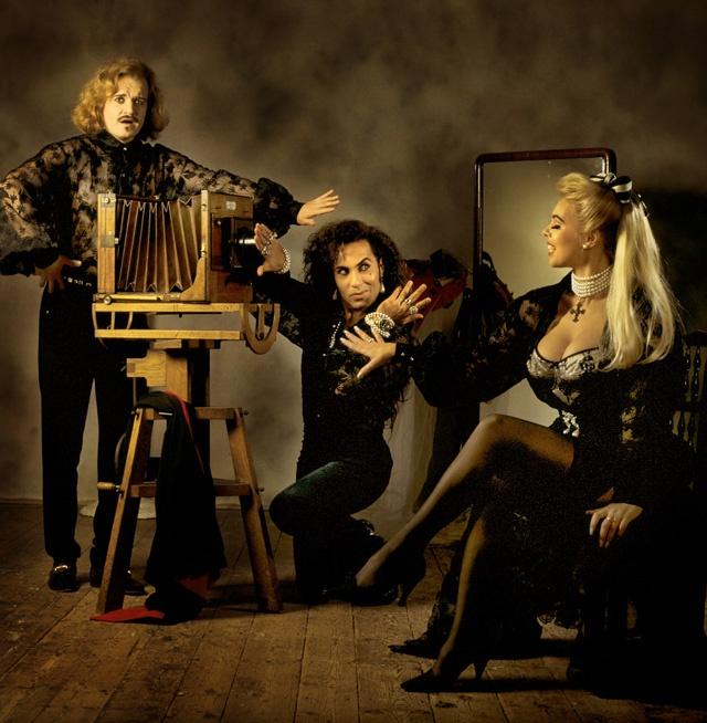 Army Of Lovers - Alexander Bard, Jean-Pierre Barda & Michaela Dornonville de la Cour