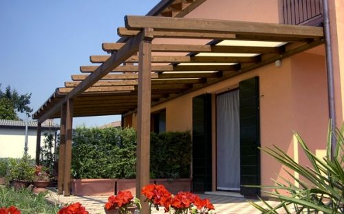 Pergolas de Madera, porches, cenadores, Madrid 677385216