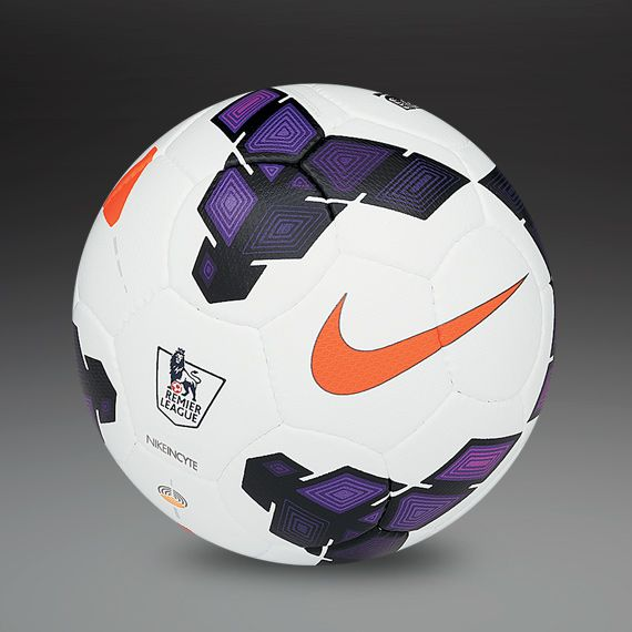 Nike-Soccer-Ball-Nike-Incyte-Premier-League-Ball-Soccer-Balls-WhitePurpleTotal-Orange #PDSmostwanted SIZE 5