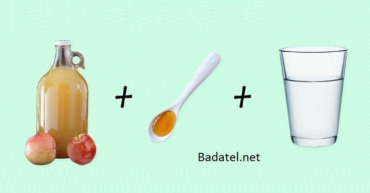 Jablčný ocot je jedna z najužitočnejších bežných vecí v domácnosti. Pozrite sa, čo sa stane, ak ho vypijete ráno s medom na prázdny žalúdok.