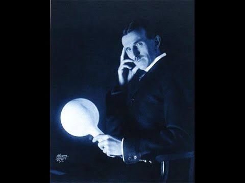 Nikola Tesla,-  Patent zur Nutzung freier Energie schon 1901 !  Aber: Freie Energie ? Neue Energie ? - YouTube