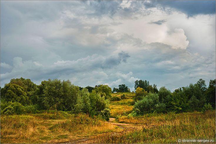 Деревня Юрцово.