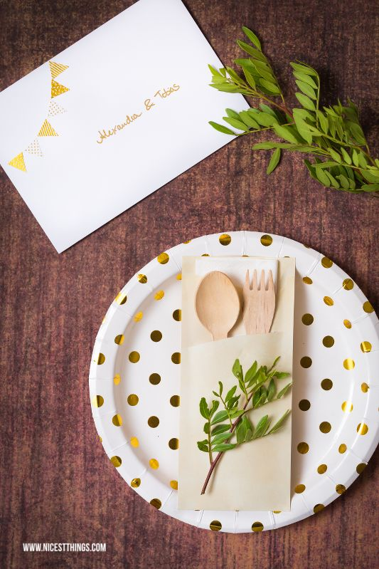 Restaurant Gutschein verpacken, kreative DIY Verpackungsidee als Geschenk