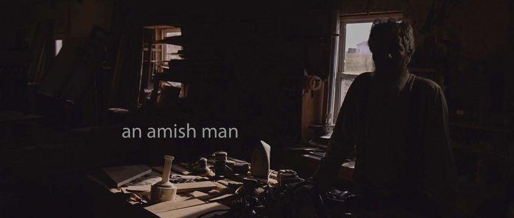 An Amish Man
