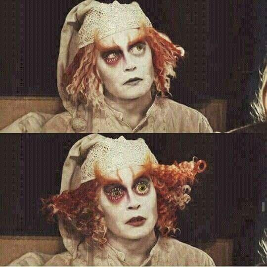 Johnny Depp Image By Ami Alice S Adventures In Wonderland