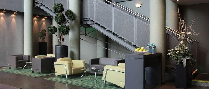 Lobby | H4 Hotel Kassel