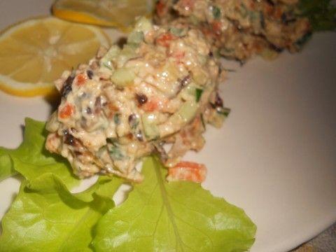 Многослойный салат «Петроградский» | Давай поговорим