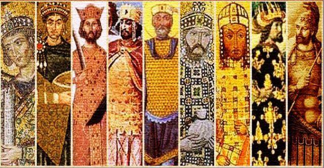 Η κατάρα να είσαι αυτοκράτορας στο Βυζάντιο! Μόνο οι μισοί πέθαναν από φυσικά αίτια. Τυφλώσεις, δολοφονίες ακρωτηριασμοί και άλλα βασανιστήρια που υπέστησαν σχεδόν οι μισοί αυτοκράτορες του Βυζαντίου - ΜΗΧΑΝΗ ΤΟΥ ΧΡΟΝΟΥ
