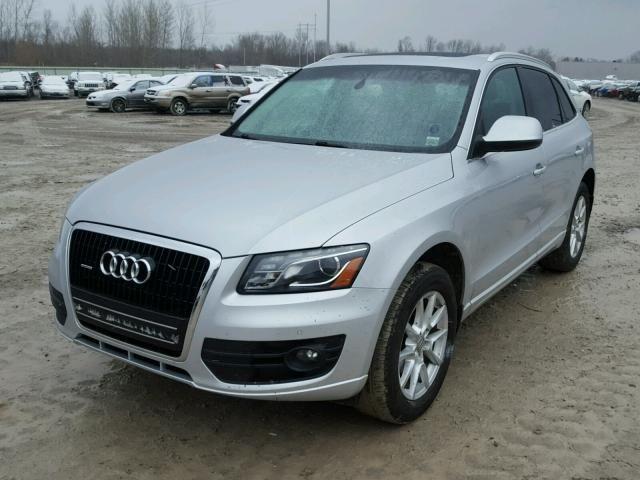 2010 Audi Q5 Premium 3 2l For Sale At Copart Auto Auction Bid Win Now Car Auctions Audi Audi Q5